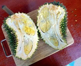 Durian-half