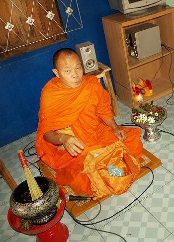 Der Mönch von Baan Pa Heang