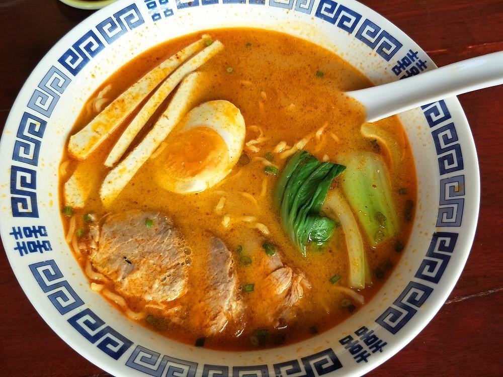 Ramen-spicy