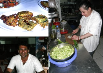Zucchinipuffer - Michalis - Irena
