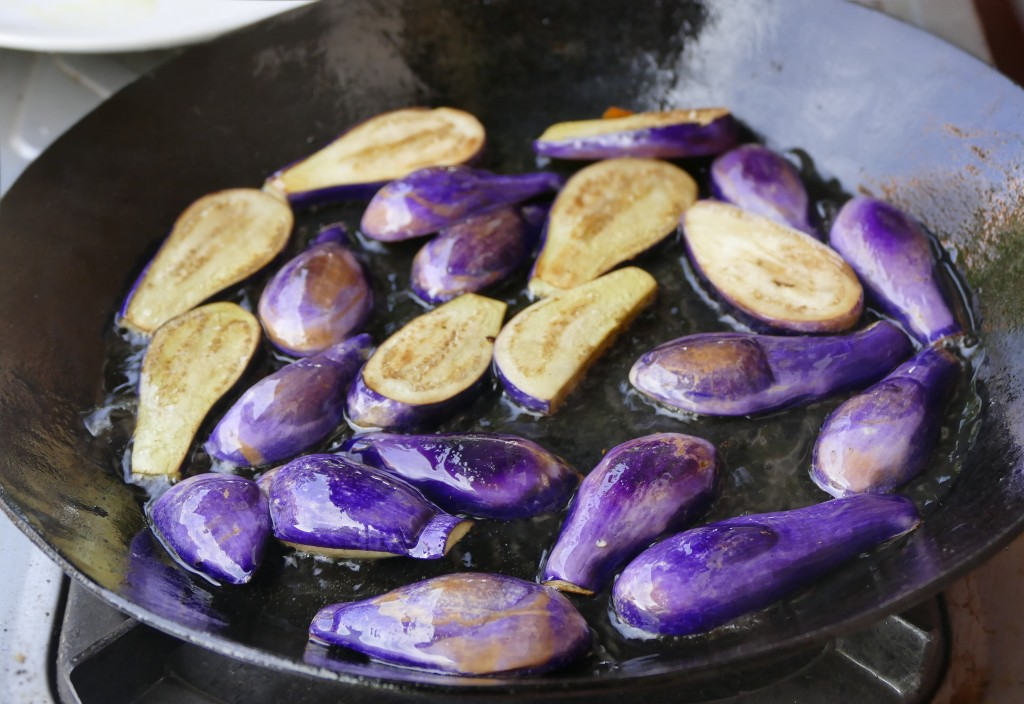 ratatouille-eggplants